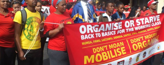 R2K Statement in support of Numsa-led Marches for Youth Jobs