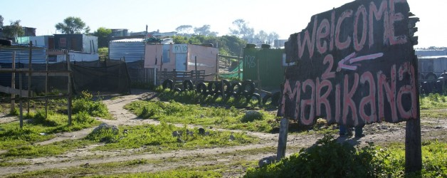 Marikana march for justice, Philippi – 16 August 2014
