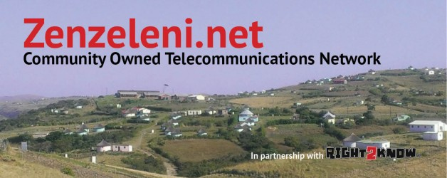 R2K welcomes Zenzeleni Networks: Community owned telecommunications