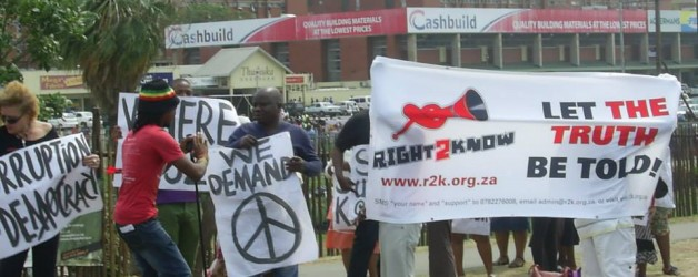 STATEMENT: R2K KZN to host a Glebelands Hostel Solidarity Peace Picket