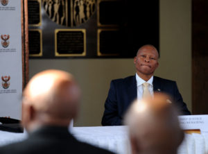 FILE PICTURE: Chief Justice Mogoeng Mogoeng. Picture: Werner Beukes/SAPA