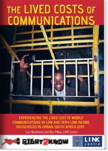 lived costs of communications