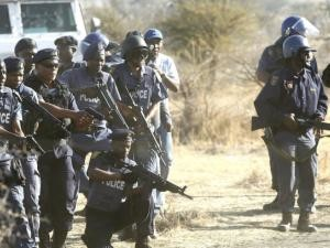 The Right2Know Campaign and Marikana Support Campaign want the cops involved in the Marikana massacre to be dismissed. PIC: Independent Media