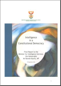Matthews Commission report
