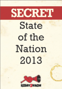 Download R2K's SECRET State of the Nation Report as a PDF (800kb)