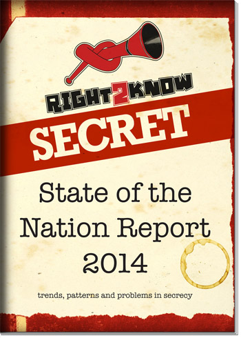 R2K Secrecy Report (Download!)