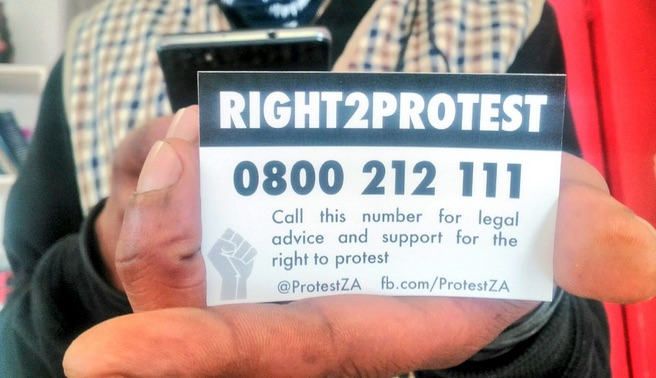 right2protest-hotline