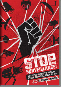 Download R2K's activist guide on surveillance here